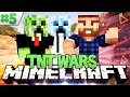 Minecraft: TNT WARS! #5 PIRATE SHIPS!