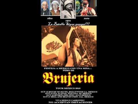 BRUJERIA - CALIFORNIA UBER AZTLAN