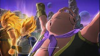 getlinkyoutube.com-ドラゴンボールZ BATTLE OF Z #39 「全宇宙を賭けた大決戦」 SS-Rank | Majin Bu vs Goku 【DBZ BOZ】