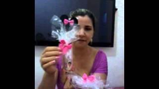 getlinkyoutube.com-Lembrança da Minnie para adultos.