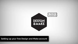 getlinkyoutube.com-Setting Up a Free Design and Make Account