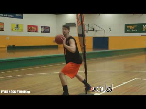 AUBD 6'10 Tyler Hogg Big man Workout
