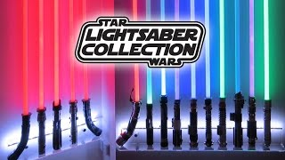 getlinkyoutube.com-Star Wars Lightsabers - The Ultimate Collection
