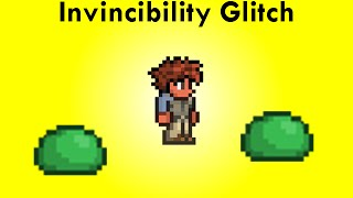 getlinkyoutube.com-Terraria Boss Battle invincibility Glitch