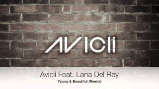 getlinkyoutube.com-Lana Del Rey - Young & Beautiful (Remix)