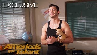 AGT's Talent University: Christian Stoinev Teaches Balance - America's Got Talent 2018