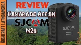 getlinkyoutube.com-Revision de Camara de Accion SJCAM M20