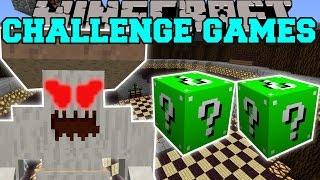 getlinkyoutube.com-Minecraft: CRUSHROOM CHALLENGE GAMES - Lucky Block Mod - Modded Mini-Game