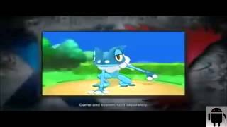 getlinkyoutube.com-Pokemon X Y para Android español