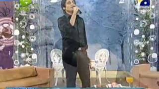 getlinkyoutube.com-Sahir Lodhi singing - tu is tarah se meri