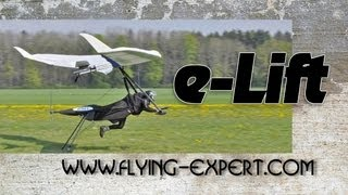 getlinkyoutube.com-e-LIFT hang glider electric propulsion system from electricsports.