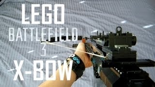 getlinkyoutube.com-Battlefield 3: LEGO X-BOW (Working)