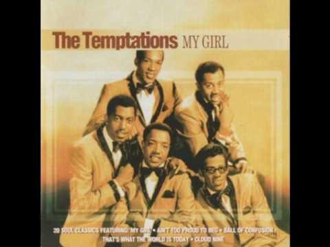 Dont Look Back de Temptations The Letra y Video