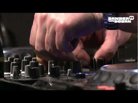 Sander van Doorn live at Energy 2011 (DJ Set Movie)
