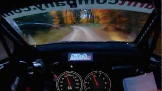 getlinkyoutube.com-200 Km/h przez las - niesamowity przejazd w Full HD. Fantastic ride trought the forest.