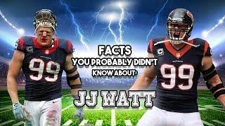 getlinkyoutube.com-JJ Watt: 20 Facts You Probably Didn't Know