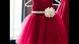 getlinkyoutube.com-Party Wear Dresses For Kids