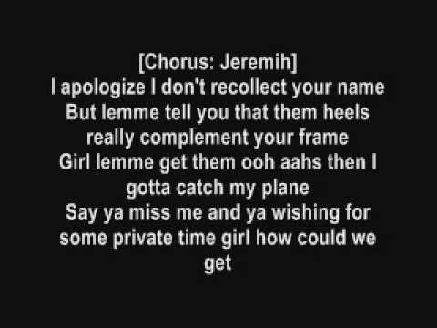 Wale & Rick Ross Feat. Jeremih - That Way (Lyrics)