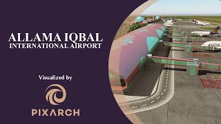 "Allama Iqbal International Airport Lahore ""Extension of Terminal Building"""