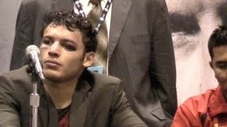 getlinkyoutube.com-Sergio Martinez vs. Julio Cesar Chavez Jr: Fighters SPEAK at Post Fight Presser!