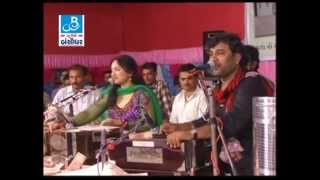 getlinkyoutube.com-Kirtidan Gadhvi Sangeeta Labadiya Juganbandhi Dhammal Part - 1