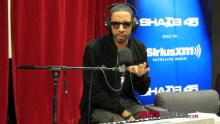 Ryan Leslie - Ups & Downs (Live on Sway in The Morning)