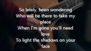 getlinkyoutube.com-The Calling - Wherever You Will Go (Boyce Avenue acoustic cover) - lyrics!