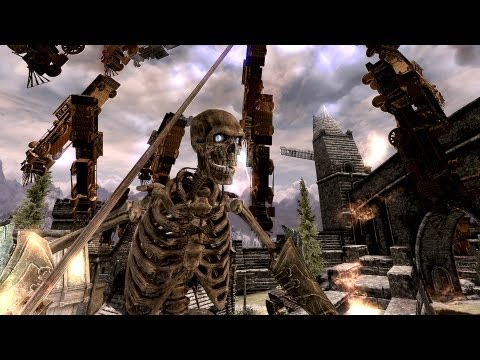 Top 5 Skyrim Mods of the Week - Winter is Coming