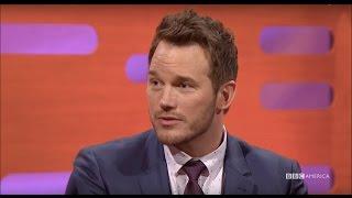 getlinkyoutube.com-Chris Pratt Stole A Dog's Meal - The Graham Norton Show