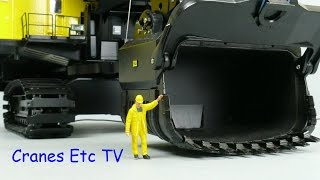 getlinkyoutube.com-HK-Funktionsmodellbau P&H 4100XPC Mining Shovel (Radio Control)  by Cranes Etc TV