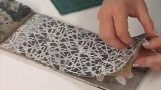 getlinkyoutube.com-Encaustic + Paper: New DVD from Wax Works West