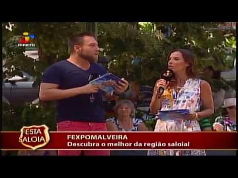 FEXPOMALVEIRA14: MAFRA - O NOSSO CONCELHO (Síntese da TVI) - 17.08.2014