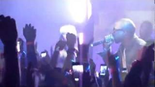 Kanye West & Big Sean en live à Londres