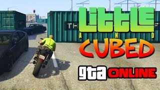 Little And Cubed: Temple Run Into Traffic (GTA Online)