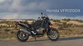 getlinkyoutube.com-2016 Honda VFR1200X