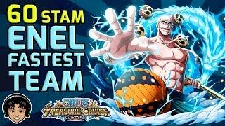 getlinkyoutube.com-Walkthrough for Fastest Enel 60 Stamina Raid [One Piece Treasure Cruise]