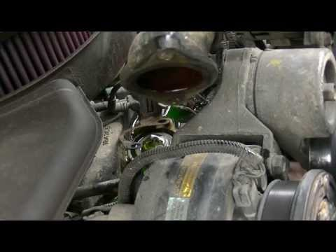 94 chevy 5.7 350 thermostat replacement