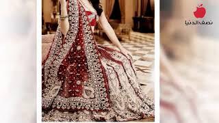 getlinkyoutube.com-أناقة فساتين الزفاف الهندية