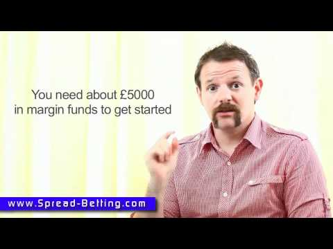 Spread Betting: How much Trading Capital do I need ?