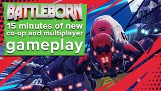 getlinkyoutube.com-15 minutes of new Battleborn gameplay and impressions (PC)