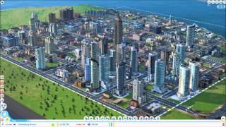 getlinkyoutube.com-• SimCity 2013 - Time Lapse - 0 to 230,000 Population •