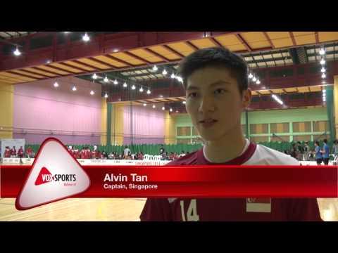 SEA Floorball Championship 2014 - Day 1