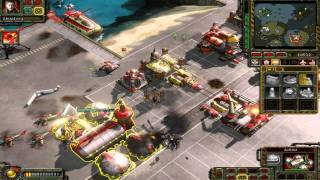 getlinkyoutube.com-Command and Conquer Red Alert 3 Soviet last mission