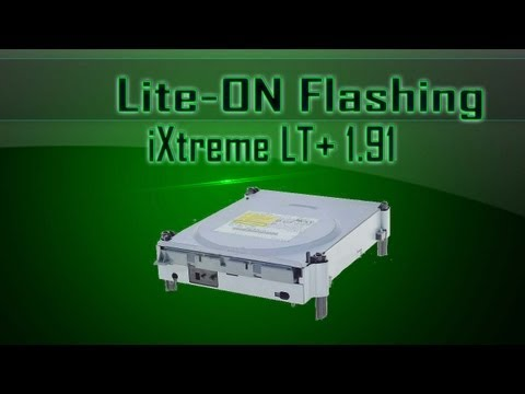 How To FLASH ALL Liteon Drives on Xbox 360 (X360USB and CK3 Probe V3) | LT+ 1.91 | Video