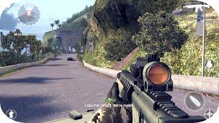 Modern Combat 5 Android vs Killzone Mercenary PS Vita