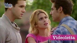 getlinkyoutube.com-Violetta 3 English: Leon and Violetta fight because of Alex Ep.18/19