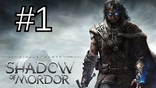 getlinkyoutube.com-Middle-Earth: Shadow of Mordor - 100% Completion Part 1