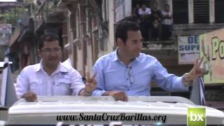 getlinkyoutube.com-Visita de Jimmy Morales a Barillas
