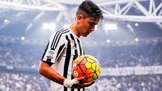 getlinkyoutube.com-Paulo Dybala - Gonna Be a Star 2015/16 Skills & Goals |HD|
