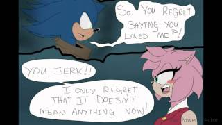getlinkyoutube.com-Comics of Sonamy Sonic Dark Love